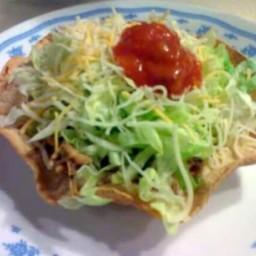 Taco Salad - Restaurant Style