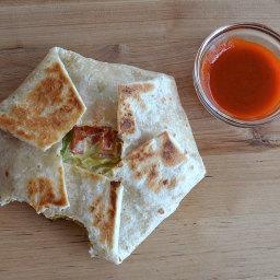 Taco Bell Crubch Wrap Supreme Recipe