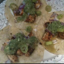 Tacos Verdes by Tony