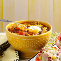 Taco Twist Soup Recipe