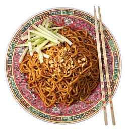 Takeout-Style Sesame Noodles