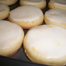 Tangy Lemon Icing