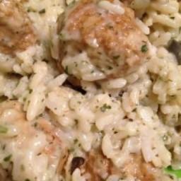 Tastefully Simple Sweedish Meatballs