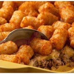Tater Tots® Potato Topped Casserole