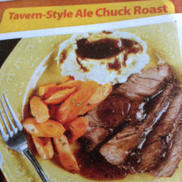 Tavern Style Ale Chuck Roast