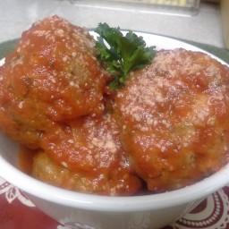 TBC's Italian Meatballs