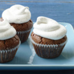 Tea Cakes with Earl Grey Icing