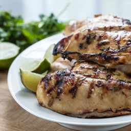 Tequila Lime Chicken Fajitas