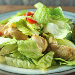 Teriyaki Chicken Salad Recipe