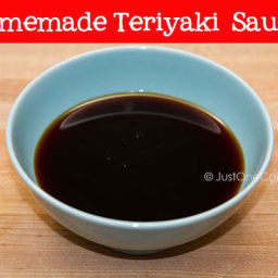 Teriyaki Sauce Recipe