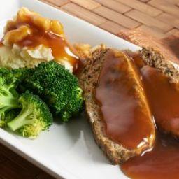 Terrific Turkey Meatloaf