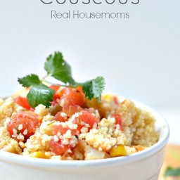 Tex-Mex Couscous