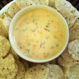 Texas Best Cheese Dip (Chile Con Queso)