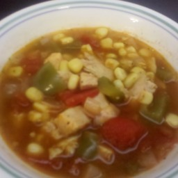 Texas Chicken Soup
