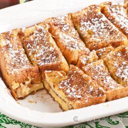 Texas French Toast Bake