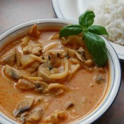 Thai Chicken and Coconut Curry