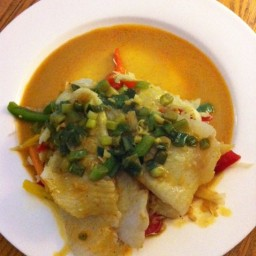 Thai Coconut Haddock