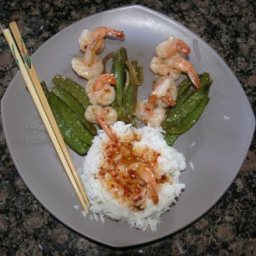 Thai Flower Shrimp