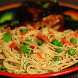 Thai Me Up Stir Fried Noodles