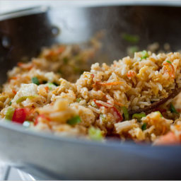 Thai Combination Fried Rice