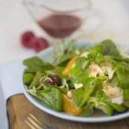 Thanksgiving Green Salad