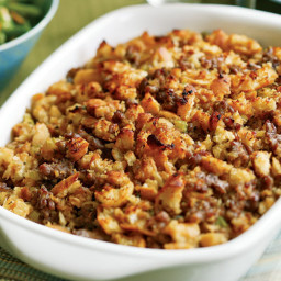Thanksgiving Make Ahead Stuffing