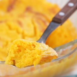 Thanksgiving Sweet Potato Souffle