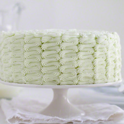 The Perfect White Cake