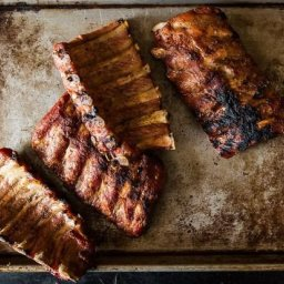 The Simplest and Best Baby Back Ribs