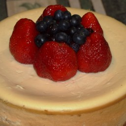 The Ultimate NY Cheese Cake