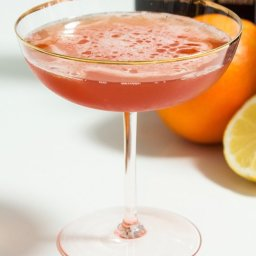 The Ward Eight Cocktail