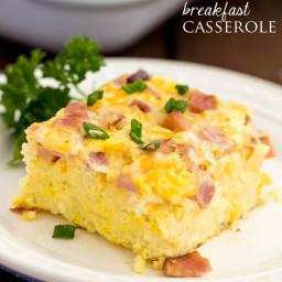The Best Breakfast Casserole