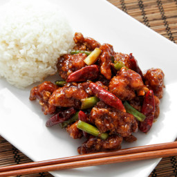 The Best General Tso's Chicken