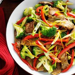 The Best Thai Beef & Broccoli Stir Fry Made Right