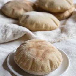 the best whole wheat pita bread recipe