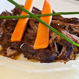 The Easiest and Most Delicious Crock Pot Beef Ever