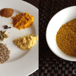 ThermoFun - Curry Blend Recipe