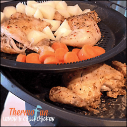 ThermoFun – Lemon & Chilli Chicken Recipe