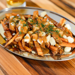 The Ultimate Poutine