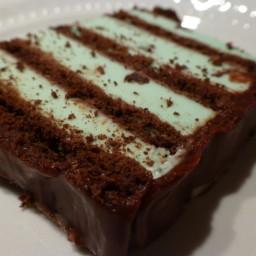Thin Mint Torte