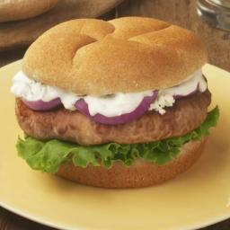 This Mushroom Veggie Burger Anything But Bland...