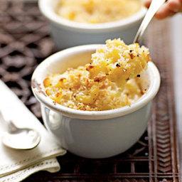 Three-Cheese Macaroni and Cheese