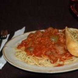 Three Chefs Spaghetti