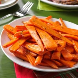 Thyme-Roasted Carrots Recipe