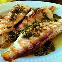 Tilapia Al Ajillo (garlic Tilapia)