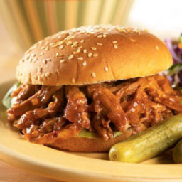 Tim's Famous Pulled Pork