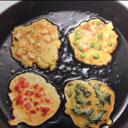 Tiny Pancakes