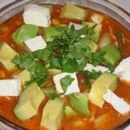 Tlalpeño Soup Recipe – Caldo Tlalpeño