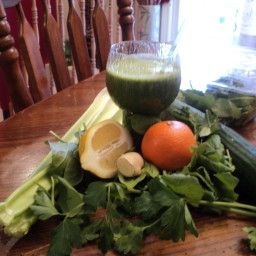 TMcR Practically Green Juice