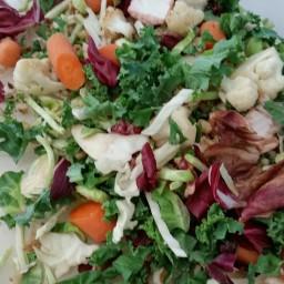 Toasted Grain Salad